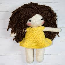 I Am So Excited To Make The Amelia Doll A FREE Pattern I Love