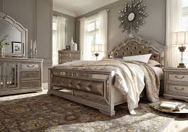 Bostwick Shoals Chest Of Drawers by Birlanny Silver Queen Upholstered Panel Bed