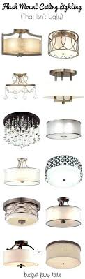 led flush mount hallway lighting ceiling light lights mobcart co
