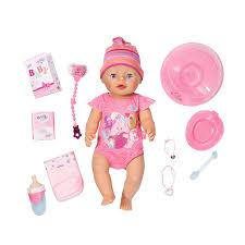 Baby Born Interactive Girl Doll The Entertainer