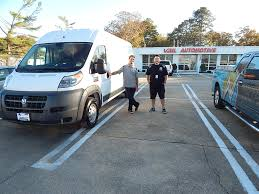Norfolk, Virginia Used Commercial Truck Dealer: Used Cargo Vans ...