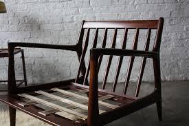 Kofod Larsen Selig Lounge Chair by Impressive Danish Mid Century Modern Ib Kofod Larsen Lounge Chair