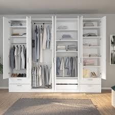 schlafzimmerschrank mit individueller ausstattung closet
