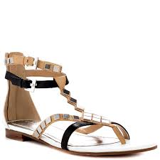 guess rolan nat multi leather shoes for women aemow