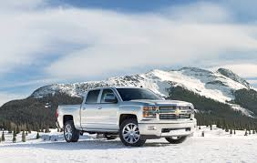 100 Chevy Truck 2014 Silverado High Country Defines Rugged Luxury