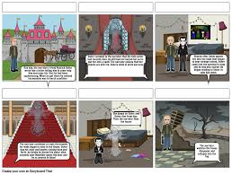 ENGLISH Storyboard By Leilabou
