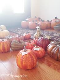 Carvable Foam Pumpkins Hobby Lobby by Fall Crafts How To Paint Pretty Pumpkins Perfectly Imperfect Blog