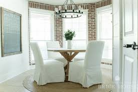 Industrial Farmhouse Dining Room Makeover