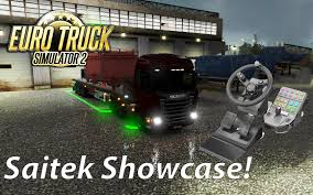 Let's Play Euro Truck Simulator 2 With The Saitek Wheel! - YouTube How To Install 225 Wheel Covers Truckbuslorrytir Trims Hub Wheel For All Truck Mod American Truck Simulator Ats Peterbilt 579 13 Speed G27 Chevy Simulators Steering Creations Pack Dlc Youtube Hempam Kenworth Ultimate Customization Euro 2 Mods 16 6 Lug Stainless Covers Rim Liners Imported Trucks Mod