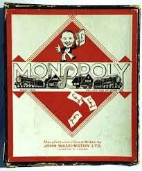 British Board Games From The 1920s And 30s