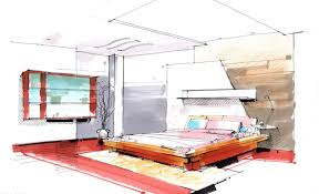 Room Design Sketch - Home Design Stunning Bedroom Interior Design Sketches 13 In Home Kitchen Sketch Plans Popular Free 1021 Best Sketches Interior Images On Pinterest Architecture Sketching 3 How To Design A House From Rough Affordable Spokane Plans Addition Shop For Simple House Plan Nrtradiant Com Wning Emejing Of Gallery Ideas And Decohome Scllating Room Online Pictures Best Idea Home