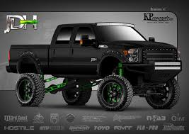 100 Build Ford Truck SEMA Show 2013 F250 Crew Cab Power Stroke