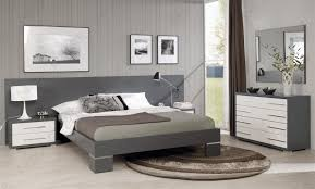 Adorable Grey Bedroom Furniture Ideas With Bed Added White And Cabinets Also Rounded