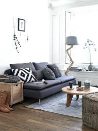 deco canapé gris canapé gris anthracite deco salon canape gris les decoration salon