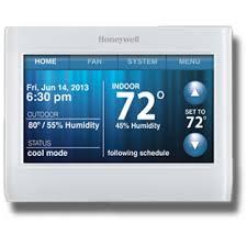Harmony and Honeywell Thermostats