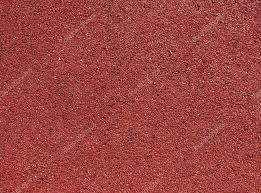 Running Track Red Ground Rubber Cover Stock Photo