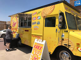 100 Waffle Truck Stephanie On Twitter We Checked Out The Eggo Truck At