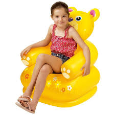 Inflatable Bathtub For Adults Online India by Buy Nyrwana Kid U0027s Intex Teddy Bear Inflatable Chair Online At Low