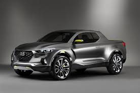 100 Truck Design The Hyundai Santa Cruz Pickup S Has Changed MotorTrend