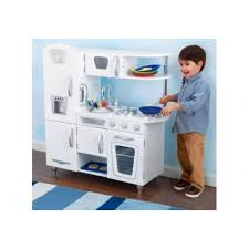 cuisine kidkraft vintage kidkraft white vintage kitchen dumong la maison des jouets