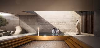 100 Modern Church Interior Design Gallery Of Studio Kuadras Iconographic Selected As
