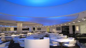 Newmat Light Stretched Ceiling by Beautiful Blue Backlit Ceiling By Newmat Padma Traders