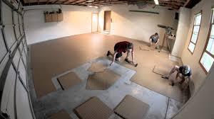 Foam Tile Flooring Uk by Garage Floor Tiles Amazon East To Install Garage Garage Floor