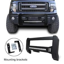 Tuokiy Modular Bull Bar For 2004-2018 Ford F-150 Pickup Truck Front ... Ranch Hand Truck Accsories Protect Your Front Bumper Guard 072019 Toyota Tundra Textured Black Light China Big Grille For Cascadia Volvo End Friday Brush Edition Trucks Avid Tacoma Pinterest Tacoma 0914 Ford F150 Pickup Protector Barricade T527545 1517 Excluding Bumpers Photos Pictures Frontier Gearfrontier Gear 3207009 Full Width Hd