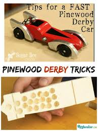 22 Pinewood Derby Ideas Tips and Tutorials