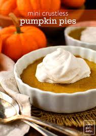 Worlds Heaviest Pumpkin Pie by Mini Crustless Pumpkin Pies Gf Df Iowa Eats