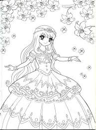 Anime Girl Coloring Pages Lovely 221 Best Japanese Style Images On Pinterest Of