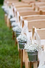Summer Farm Wedding In Vermont Outdoor Aisle DecorChurch Ceremony DecorOutdoor Rustic