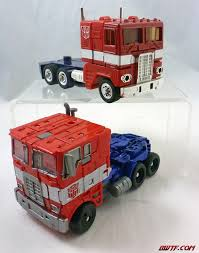 100 Optimus Prime Truck Model Age Of Extinction Evasion Mode Toy Review BWTF