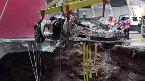 Corvette Museum Sinkhole Cars Lost by 100 Corvette Museum Sinkhole Cars Lost Corvette Museum