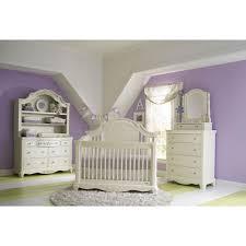 Bassett Addison 4 in 1 Stationary Crib Cribs