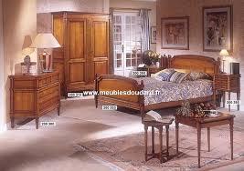 chambre à coucher louis xvi merisier meubles de style