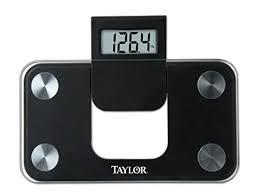 Taylor Bathroom Scales Canada by Amazon Com Taylor Precision Products Digital Glass Mini Scale