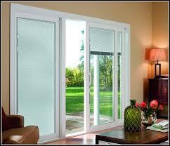 Patio Door Curtain Ideas by Jeld Wen Patio Doors Blinds Between Glass Patios Home
