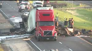 Five People Killed In I-65 Lafayette Crash Including Center Grove ... Beer Truck Spills Part Of Load On I65 After Rollover Accident Tractor Trailer Accident Kills Driver News The Leader Corning Ny Indianapolis Attorneys Smart2mediate Man Killed In Fiery Semi Crash On Indiana Tollway Idd Abc7chicagocom In Lawyers Dennis Caslin Killed Three Others Wounded At A Injured Wreck State Road 135 Kokomo Man Early Morning Kotribunecom Says Sneezing Fit While Talking To Siri Led Rollover Inrstate 84 Auto Workers Marvel As Truck They Built Driver Receives New For Accidentfree Record