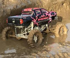 100 Mud Truck Pictures Axial SMT10 Brushless Upgraded Mega Monster