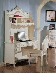 Coaster Computer Desk White by Alexandria Collection Bedroom Furniture Student Desk With Hutch In