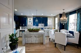 Kitchen Theme Ideas Blue by Blue And White Interiors Living Rooms Kitchens Bedrooms And More