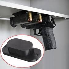 Amazon.com: Luyang! Magnetic Concealed Gun Pistol Holder Holster For ...