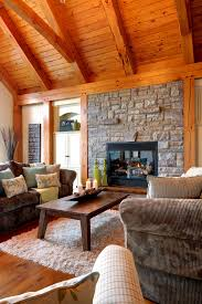 Urban Rustic With Modern Decorative Pillows Living Room And White Cabinets