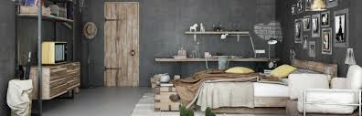 Pleasant Idea Industrial Bedroom Furniture Nice Decoration