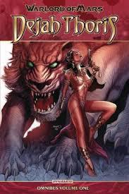 Warlord Of Mars Dejah Thoris Omnibus Vol 1
