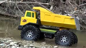 RC ADVENTURES - Radio Controlled 4x4 Tonka Mining Truck - YouTube Amazoncom Tonka Tiny Vehicle In Blind Garage Styles May Vary Cherokee With Snowmobile My Toy Box Pinterest Tin Toys Trucks Toysrus Street Cleaner Toughest Minis Lights Sounds Best Toy Stores Nyc For Kids Tweens And Teens Galery 1970s Orange Mighty Paving Roller Profit With John Mini Sound Natural Gas 2016 Ford F750 Dump Truck Concept Shown At Ntea Show Pin By Alyson Nccbain On Photorealistic Vector Illustrations