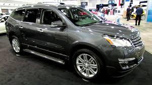 2013 Chevrolet Traverse LT AWD Exterior and Interior Walkaround