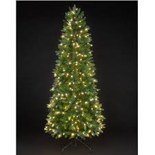 Slim Flocked Christmas Tree Uk by Pictures 9 Pre Lit Slim Christmas Tree Diy Christmas Decorating