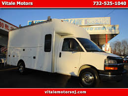Commercial Trucks, Vans & Cars In South Amboy | Vitale Motors 2006 Used Chevrolet G3500 Express Box Truck 12 Ft At Fleet Used Trucks For Sale 17 Wonderfully Photos Of F650 Best From Common 2007 Gmc W4500 16ft With Liftgate Industrial 2001 Peterbilt 300 Box Van Truck In 69831 1998 Ford Econoline E350 Box Truck Item K6758 Sold Apri Straight Nissan Atleon Carroceria Cerrada Paquetera Trucks Year 2016 E450 Cutaway 16 Foot In Oxford White For Sale Hino 268 24ft Temp Icc Bumper Commercial Trucks Vans Cars South Amboy Vitale Motors 2004 Heno T Sale Usa Kitmondo